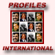 Alphabetical & Chronological listing of International Profiles