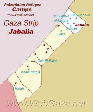 Jabalia Refugee Camp