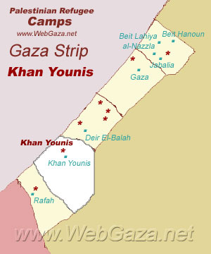 Khan Younis Refugee Camp