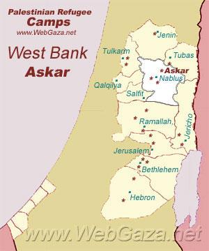 Askar Camp - Where is Askar Camp Located?