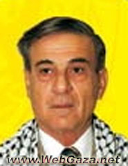 Sufian Al Agha - Member of The Palestinian Legislative Council.