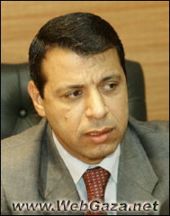 Mohammad Dahlan - One of the prominent figures within the Palestinian political movement to accomplish peace in the Middle East.