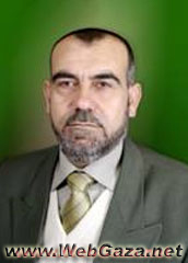 Mohammad Shihab - Member of The Palestinian Legislative Council.