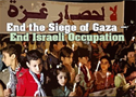 End the siege of Gaza