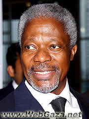 Kofi Annan - UN Secretary General, was born on April 1938, to a prominent family among the Fante people of the Ashanti region in Ghana. Do you want to know about Kofi Annan?