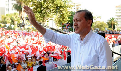 Rajab Tayyip Erdogan - The Prime Minister of Turkey since March 14, 2003. He is the chief of the Justice and Development Party.