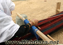 Bedouin Weaving - The Bedouin weaving was developed in their unique culture, creating household items suited for the life in the desert.