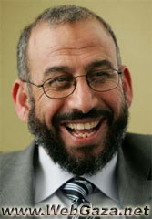 Omar Abdel Razeq - Minister of Finance, PhD from Iowa State University (USA) 1986.