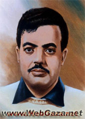 Kamal Adwan - Fateh key figure and Central Committee member; PLO leader in charge of operations in the OPT; was assassinated in an Israeli retaliatory commando raid on Beirut 1973.