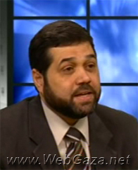 Osama Hamdan - Born in 1965; Hamas representative to Lebanon; participated in the Cairo dialogue between Palestinian factions in 2004.