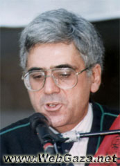 Sari Nusseibeh - Academic; political analyst and columnist; graduate from Oxford University 1977, and Harvard University (PhD in philosophy, 1978).