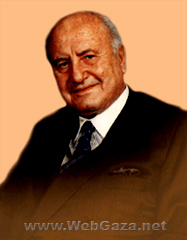 Hasib Sabbagh - Palestinian refugee turned businessman of the world, highly influential industry leader and philanthropist. Born in 1920 in Tiberias, Palestine.