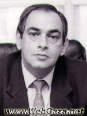Afif Safieh - Born in Jerusalem, MA, Paris; visiting scholar at Harvard University 1985-87. PLO representative in the Netherlands and London 87-95.