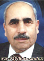Fakhri Turkman - Minister of Social Affairs.