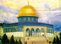 The Holy City of Jerusalem is one of the most ancient cities in the world