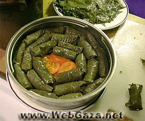 Mahshi Warak Enab - What is A Good Mahshi Warak Enab Recipe?