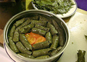 Mahshi Warak Enab (Stuffed Vine Leaves)