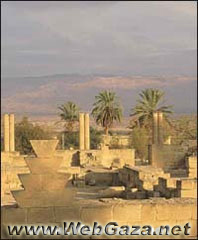 Hisham's Palace - Qasr Hisham (Hisham's Palace) is just five kilometres north of Jericho.