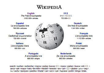 Wikipedia - Wikipedia is a multilingual, web-based, free-content encyclopedia project based on an openly editable model.